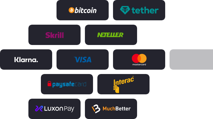 HighStakes payment methods